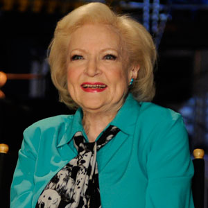Betty White 2014 Building Fearle...
