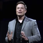 Elon Musk Tesla Space-X