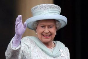 England's Queen Elizabeth II