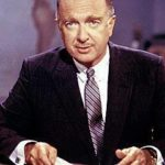 Trusted journalist Walter Cronkite