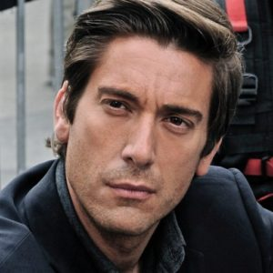 ABC News Anchor David Muir